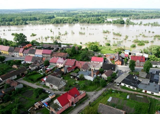 Powódź wciąż groźna/zdjęcie ilustracyjne