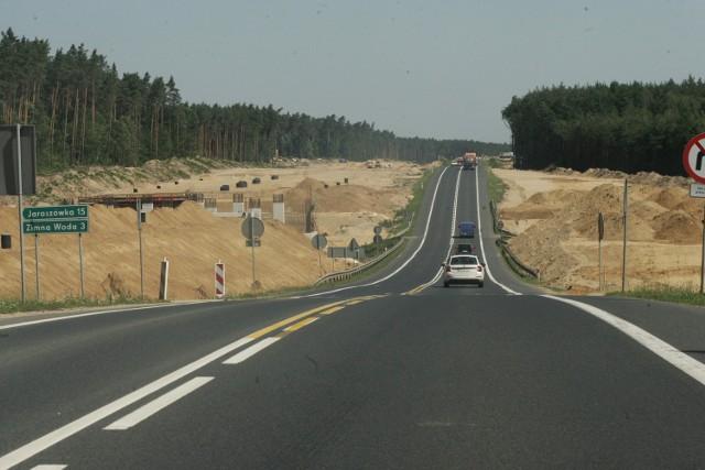 Obecnie na Dolnym Śląsku powstaje fragment trasy S3 z Nowej Soli do Bolkowa. Ma on kosztować ponad 3 mld zł