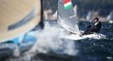 Volvo Gdynia Sailing Days 2020. Węgier Zsombor Berecz mistrzem Europy w klasie Finn [ZDJĘCIA, WIDEO]