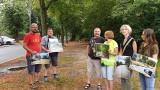 Nie chcą drogi rowerowej w Łodzi. Droga rowerowa na ulicy Wieczność jest bez sensu. Tak uważają rowerzyści i mieszkańcy Mani
