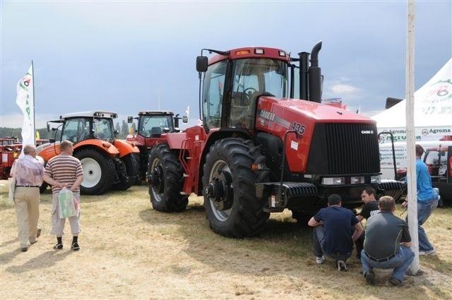 Będą pieniądze także na kupno nowych maszyn rolniczych (fot. Sm)
