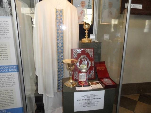 Dary papieża Franciszka dla Jasnej Góry