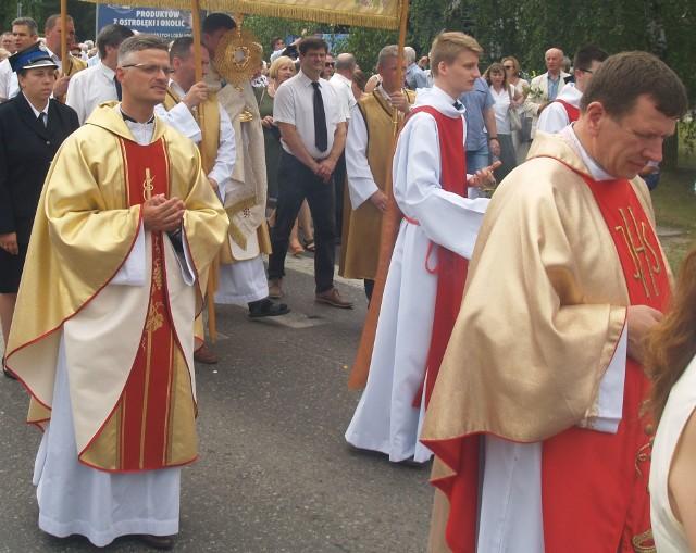 W diecezji łomżyńskiej zaczęły się coroczne zmiany