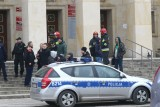 Wrocław: Alarm bombowy w urzędzie wojewódzkim. Ewakuacja