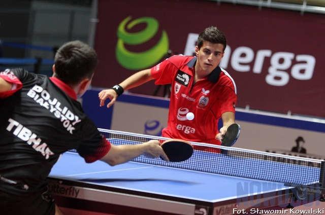 Konrad Kulpa wygrał jedno z dwóch swoich spotkań