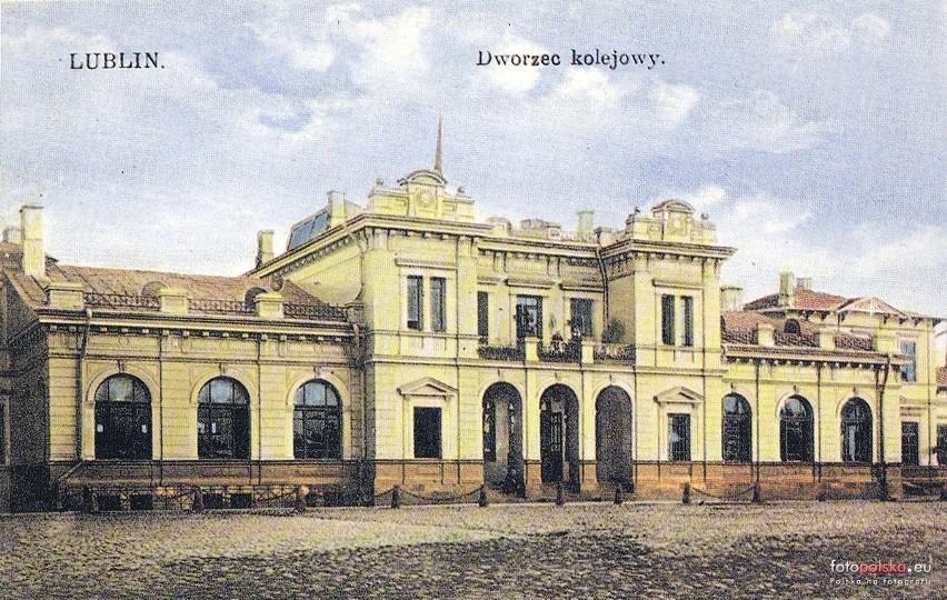 """Lublin Główny: dworzec kolejowy w klasie """"Premium"""" PKP. Zobacz koniecznie unikalne zdjęcia z XX wieku"""