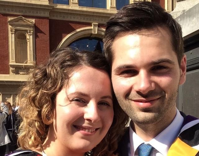 Michał i jego żona Helen, liczą na odzew