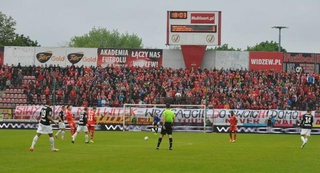 Jutro Widzew rozegra ostatni mecz przed własną publicznością w ekstraklasie.
