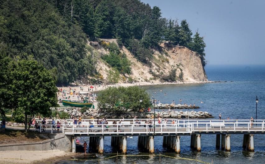 Sopocki piasek wzmocni brzeg morski w Gdyni. Pierwsze prace ruszą w najbliższy poniedziałek, 16.03.2020