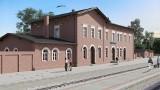 Dworzec w Witnicy idzie do przebudowy. Będzie w nim nawet siłownia i fitness