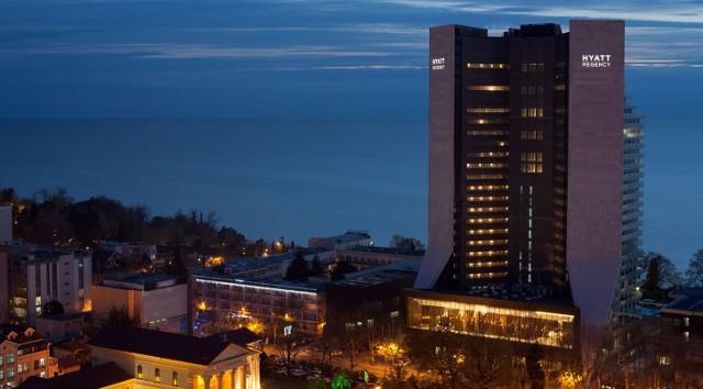Reprezentacja Polski na czas MŚ 2018 zamieszka w Hotel Hyatt Regency