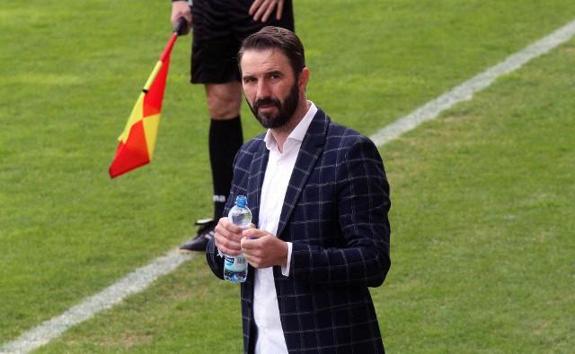 Martin Sevela nie jest już trenerem Zagłębia Lubin