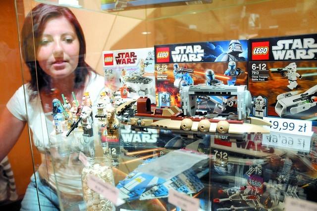 Hanna Kułakowska, współwłaścicielka bydgoskiego sklepu, również podziela miłość do LEGO