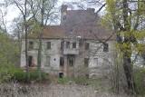 Pałac w Studzieńcu. Dawniej perła architektury, dziś zarośnięta ruina!