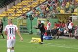 GKS Katowice - Resovia 2:2. Zobaczcie zdjęcia z powrotu katowiczan do Fortuna I ligi