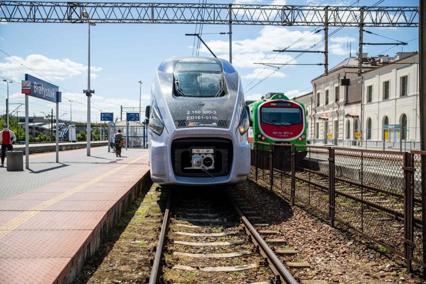 Wakacyjny rozkład jazdy pociągów 2021. Nowe przystanki i...