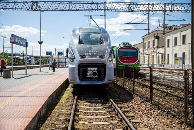 Wakacyjny rozkład jazdy pociągów 2021. Nowe przystanki i połączenia dalekobieżne