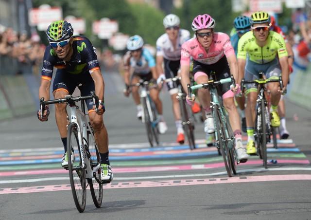 Rafał Majka zajął piąte miejsce na Giro d'Italia
