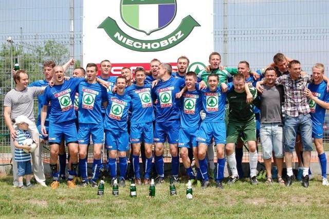 Jedność Niechobrz nowy sezon rozpocznie w IV lidze.