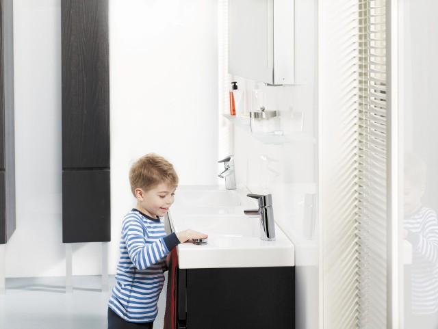 Niezwykła, inteligentna armatura łazienkowa (ZDJĘCIA)Inteligentna armatura łazienkowa (ZDJĘCIA)