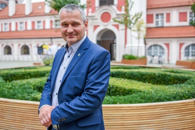 – Nie rezygnujemy z tej inwestycji – zapewnia Jędrzej Solarski.