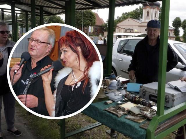 Pchli targ zaplanowano na 11 lipca na targowisku w Tarpnie. Będzie też muzyczna niespodzianka - koncert Edmunda Otremby i Teresy Chodyny