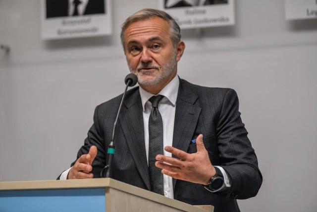 Wojciech Szczurek: - Samorząd to nie jest prezydent czy urzędnicy. Tylko  wspólnota, mieszkańcy