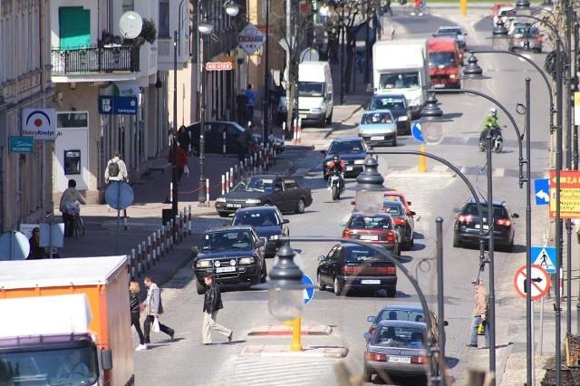 Przebudowa głównej ulicy Nowej Soli ruszy nie wcześniej, niż w roku 2015.