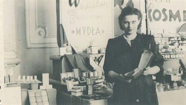 Pani Kunegunda Witkowska, stulatka z Inowrocławia, pracowała m. in. w handlu