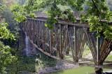 Reżyser tłumaczy jak ma być zniszczony Most Pilchowicki