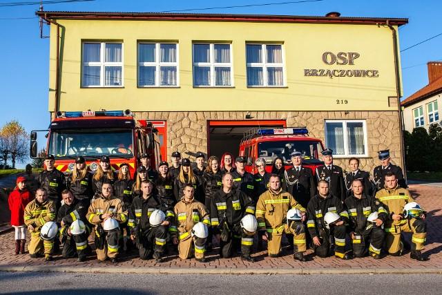 Strażacy z OSP Brzączowice na co dzień niosą pomoc innym, teraz poprosili o pomoc, ale też z myślą o innych