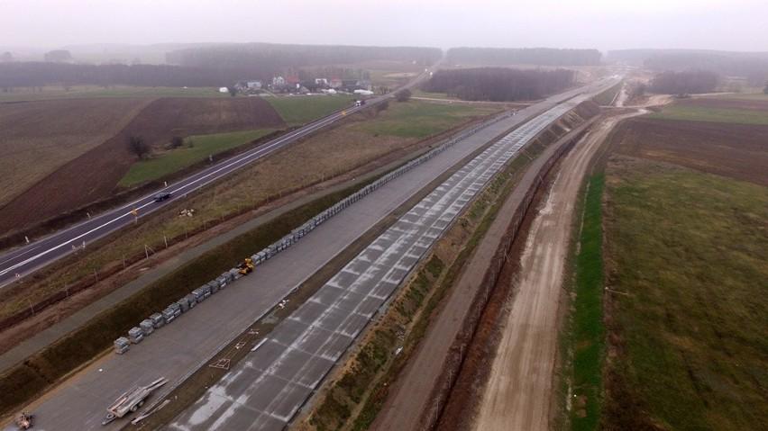 Budowa S 61 na 18 km odcinku Stawiski- Szczuczyn. Ma być...