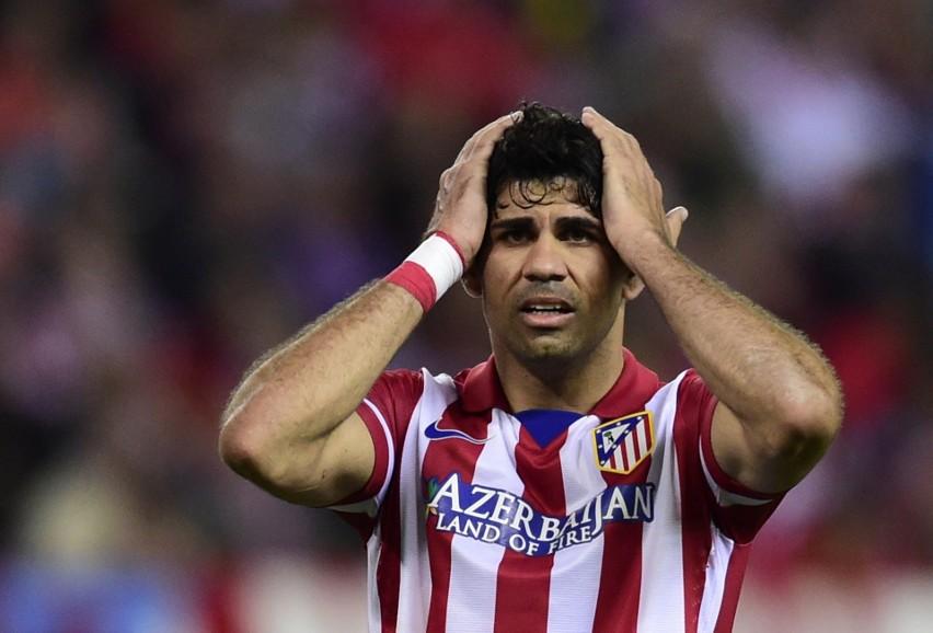 Diego Costa znów zagra dla Atletico. W dotychczasowych 94 występach zdobył 43 bramki