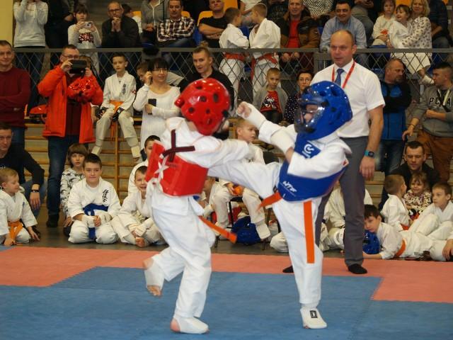 Noworoczny Turniej Karate Kyokushin w Ostrołęce, 18.01.2020