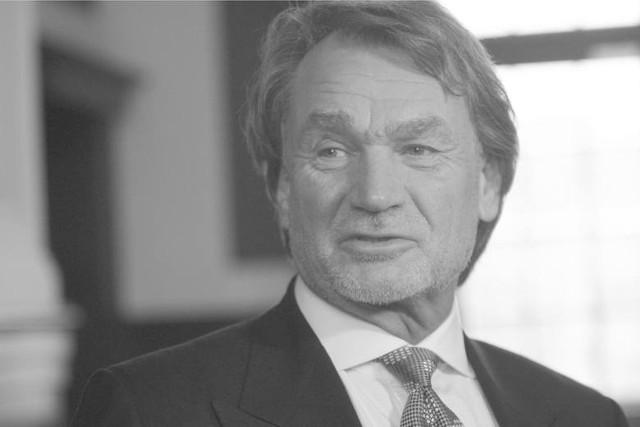 Jan Kulczyk zmarł w nocy z wtorku na środę
