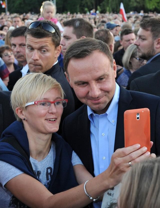Andrzej Duda nie będzie prezydentem wszystkich Ślązaków - napisał europoseł Marek Plura