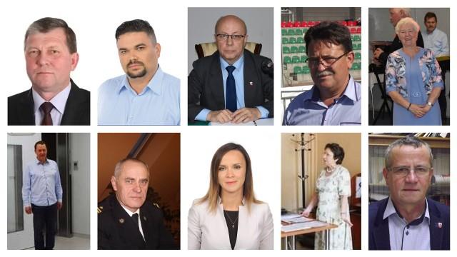 Zobacz w naszej galerii kandydatów do Tytułu Osobowość Roku w dziedzinie polityka, samorząd, społeczność lokalna z powiatu golubsko-dobrzyńskiego