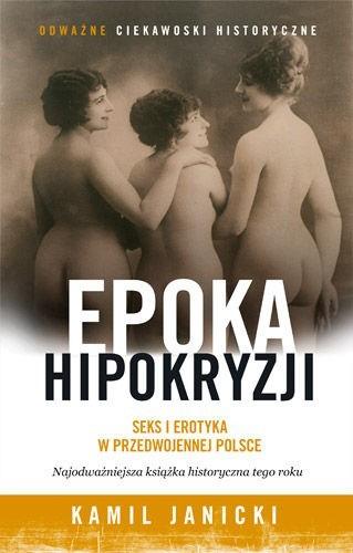 """Kamil Janicki, historyk, pisarz i publicysta,  wcześniej opublikował między innymi """"Upadłe damy II Rzeczpospolitej"""" czy """"Pijana wojna. Alkohol podczas II wojny światowej""""."""