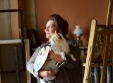 Agnieszka Niezgoda wciela się w rolę wybitnej malarki Olgi Boznańskiej