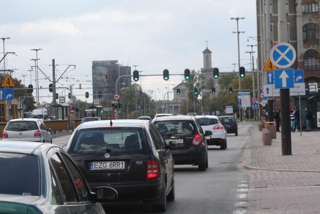 Kierowcy będą mogli zawracać na Kościuszki przed skrzyżowaniem z Mickiewicza