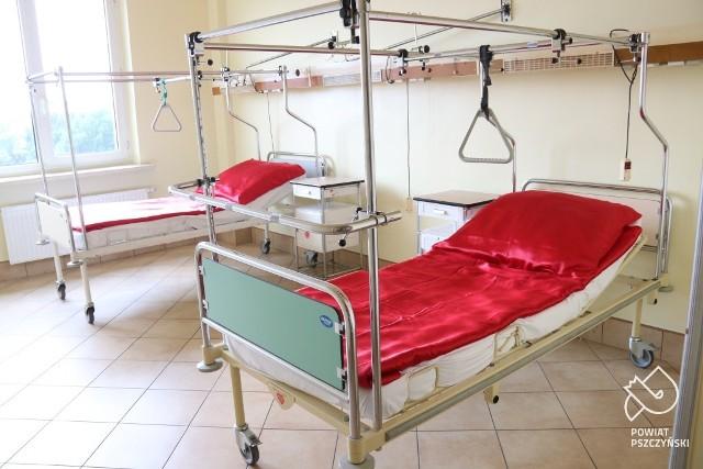 Szpital w Pszczynie po remoncie