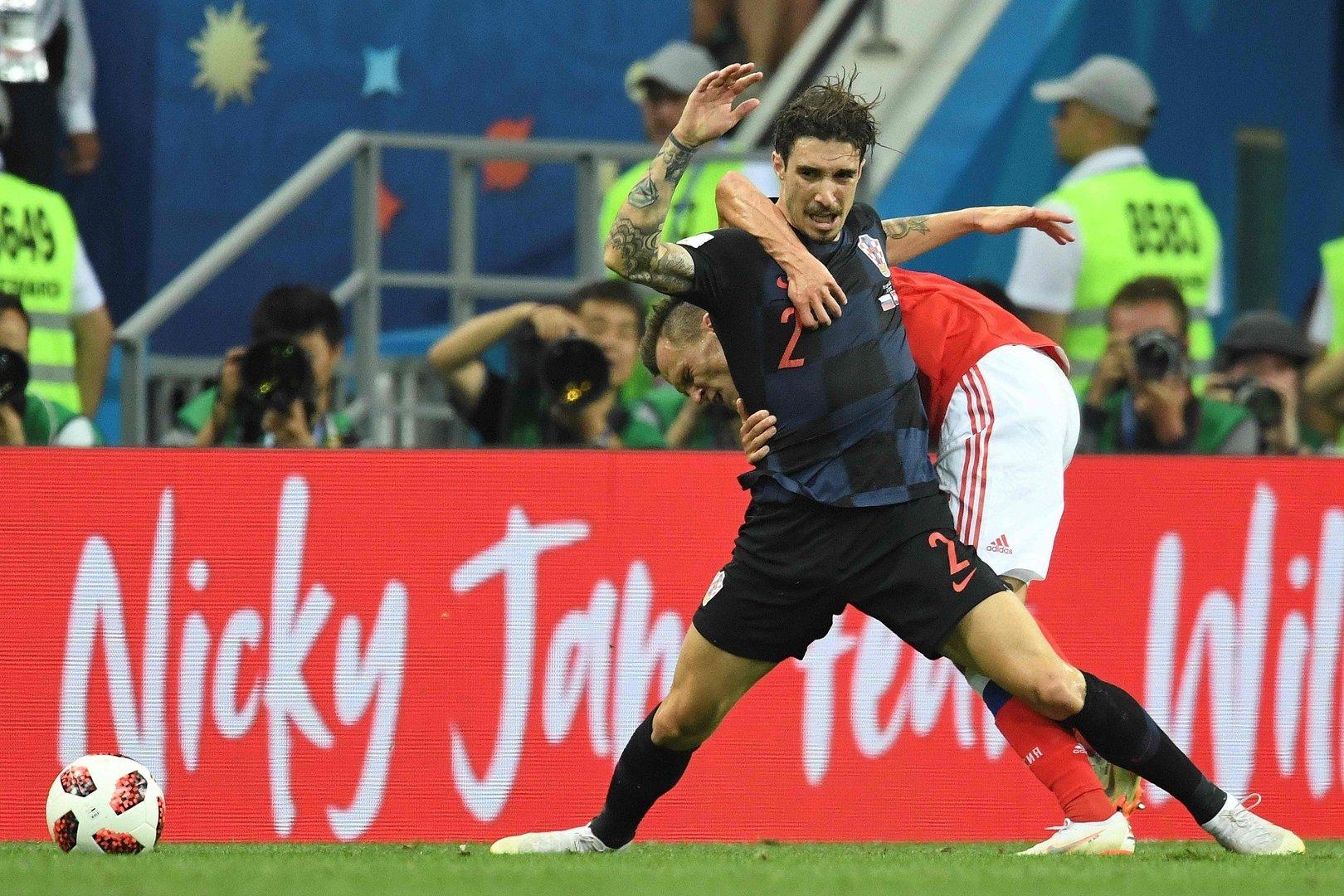 2ca316a2c Mundial 2018. Mecz Chorwacja - Anglia ONLINE. Gdzie oglądać w telewizji?  Transmisja na