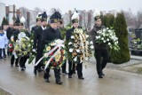 Głogów żegnał górników z ZG Rudna. Na pogrzeb przyszły tłumy ludzi