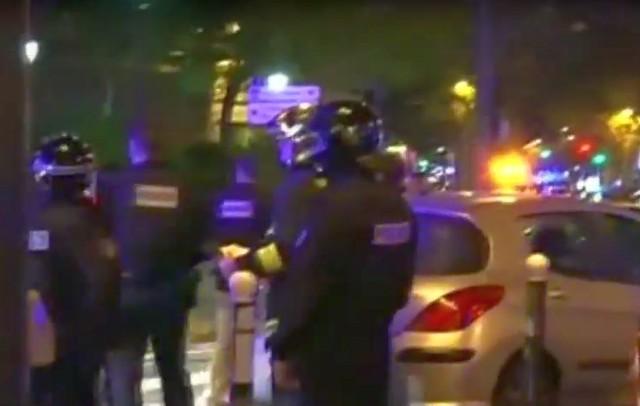 Zamach terrorystyczny we Francji