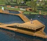 Za dziewięć miesięcy nad jeziorem Niskie Brodno w Brodnicy ma być nowy pomost. W środę podpisanie umowy z konfliktową firmą? Wyjaśniamy