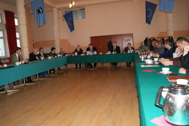 W spotkaniu Klastra Przemysłowego COP wzięli udział przedstawiciele samorządów, środowisk naukowych, instytucji wspierających biznes oraz przedsiębiorcy.
