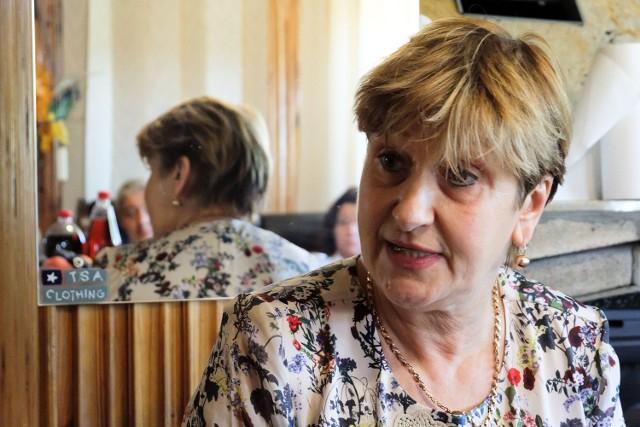 Radna Maria Ancipiuk chce odwołać burmistrza