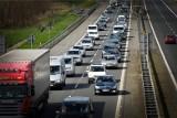 Uwaga kierowcy! Wypadek i spore utrudnienia na autostradzie A4