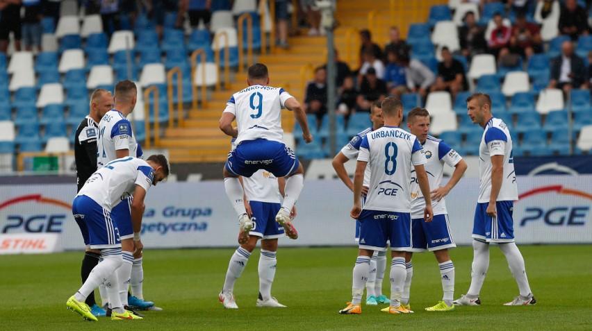 Stal Mielec przegrał u siebie z Piastem Gliwice 0:2.