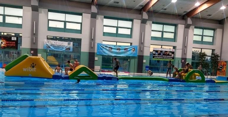 Tor wodny w Powiatowym Centrum Sportowym w Staszowie to...
